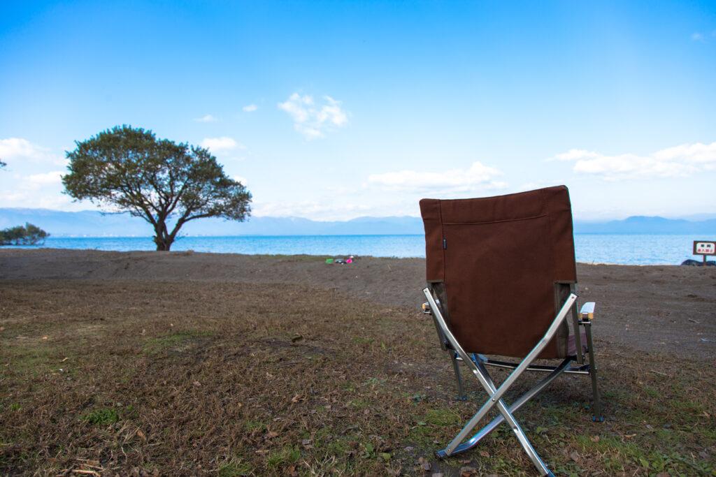 六ツ矢崎浜キャンプ場