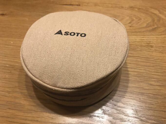 ソト(SOTO)ST-310専用アシストセット(ST-3104CS)