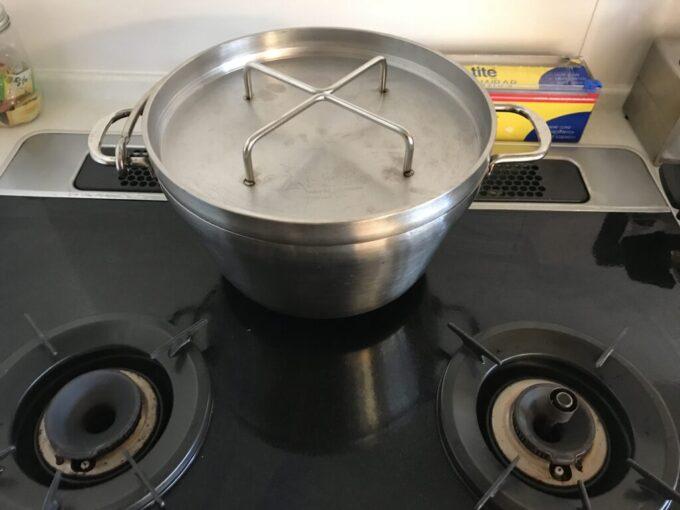SOTOステンレスダッチオーブン10インチ