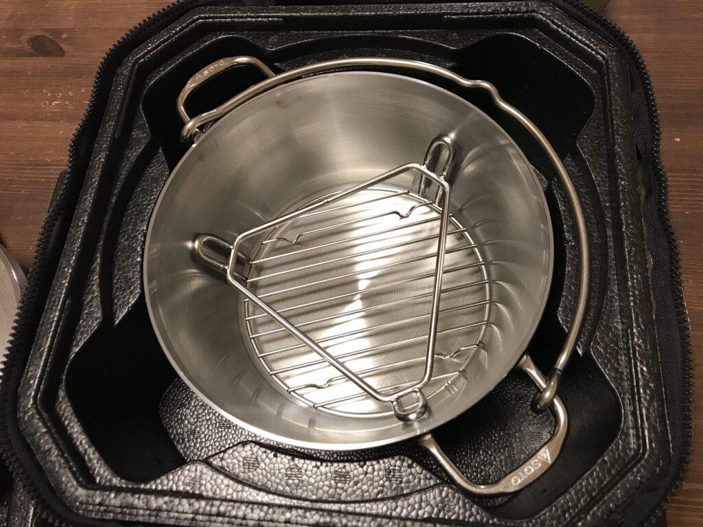 SOTOステンレスダッチオーブンセット