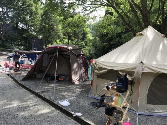 2018四国キャンプ旅行