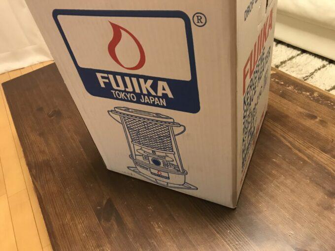 フジカ・ハイペットの箱