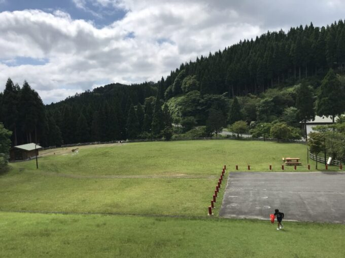 フォレストステーション波賀オートキャンプ場