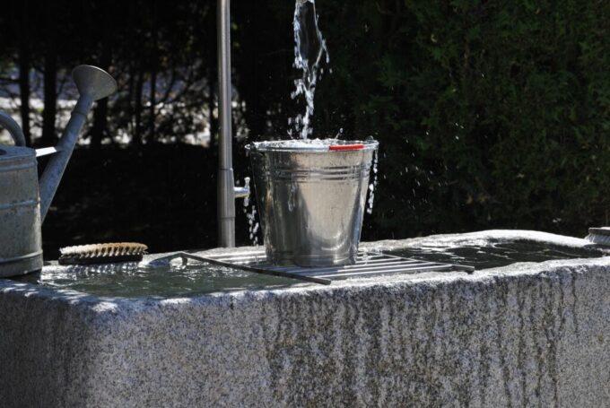 水洗いバケツ