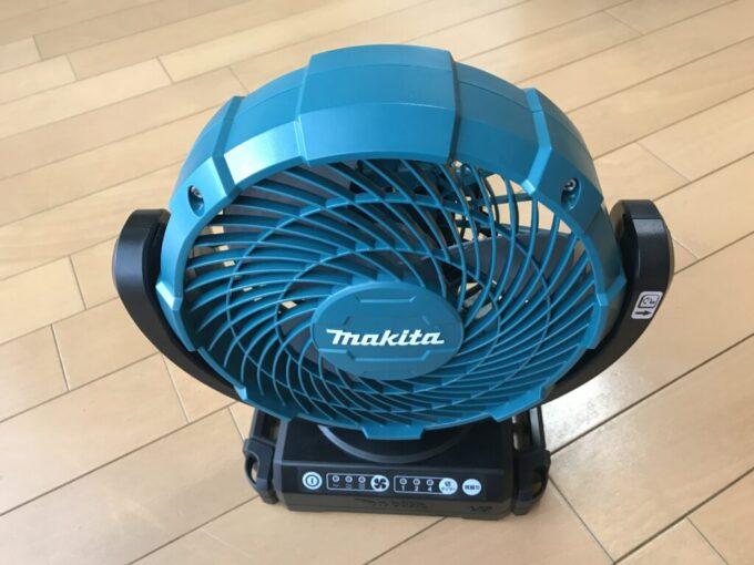 マキタ充電式ファンCF102DZ