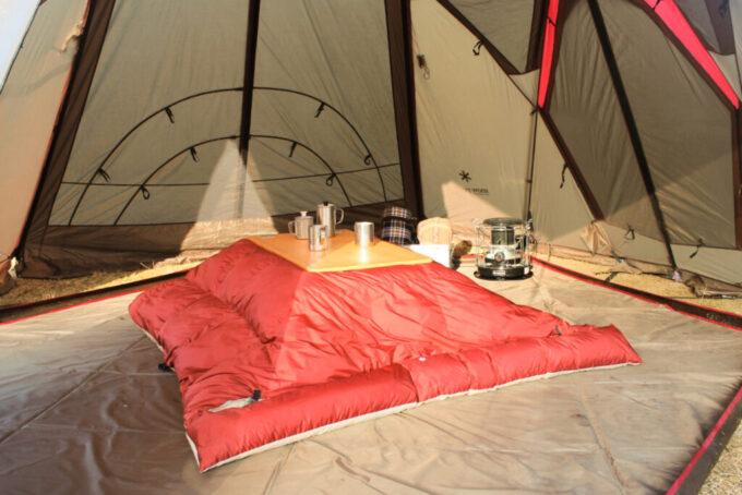 コタツキャンプ