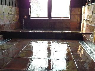 ハイマート佐仲の陶板風呂