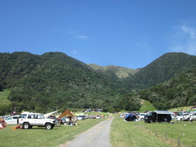 マキノ高原高原サイト