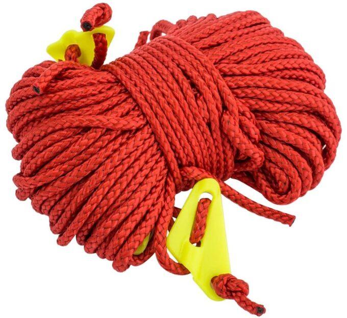 タトンカ付属のガイロープ
