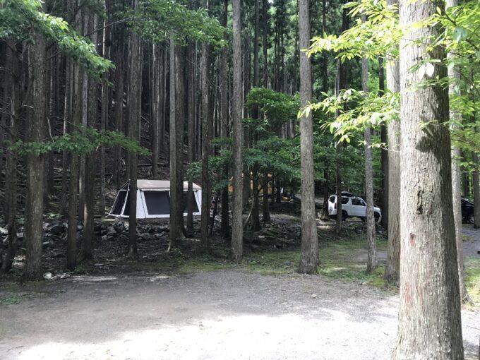 久多の里オートキャンプ場
