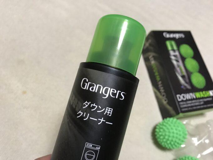 Grangers(グランジャーズ) ダウン専用クリーナー