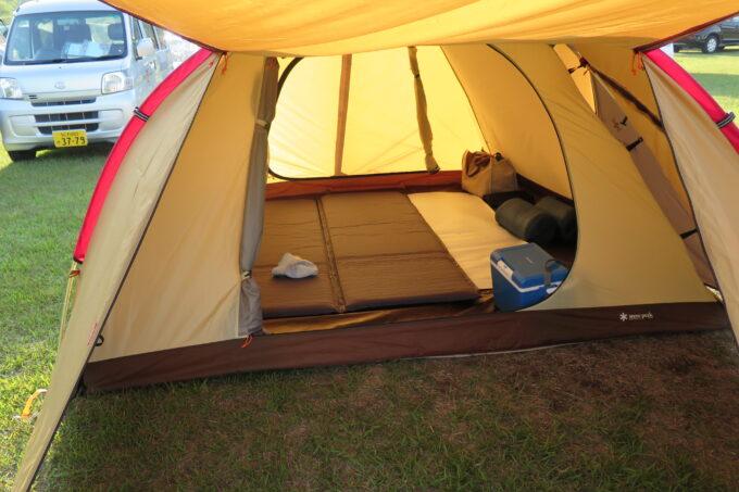 初めてのキャンプ物語