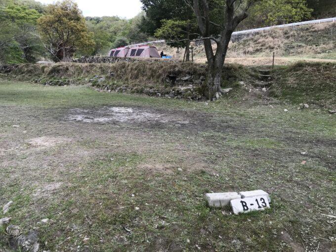 スノーピーク箕面キャンプフィールド