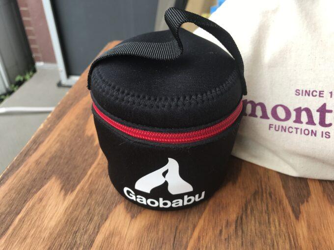 Gaobabu キャリボ風防