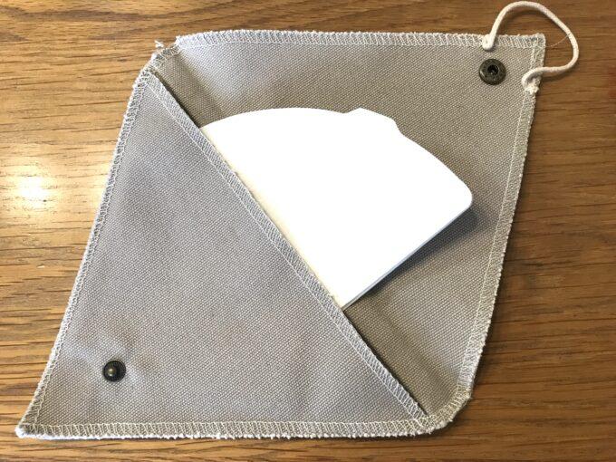 innovator(イノベーター) 携帯用 コーヒーフィルターケース