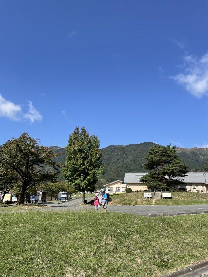 マキノ高原の高原サイト